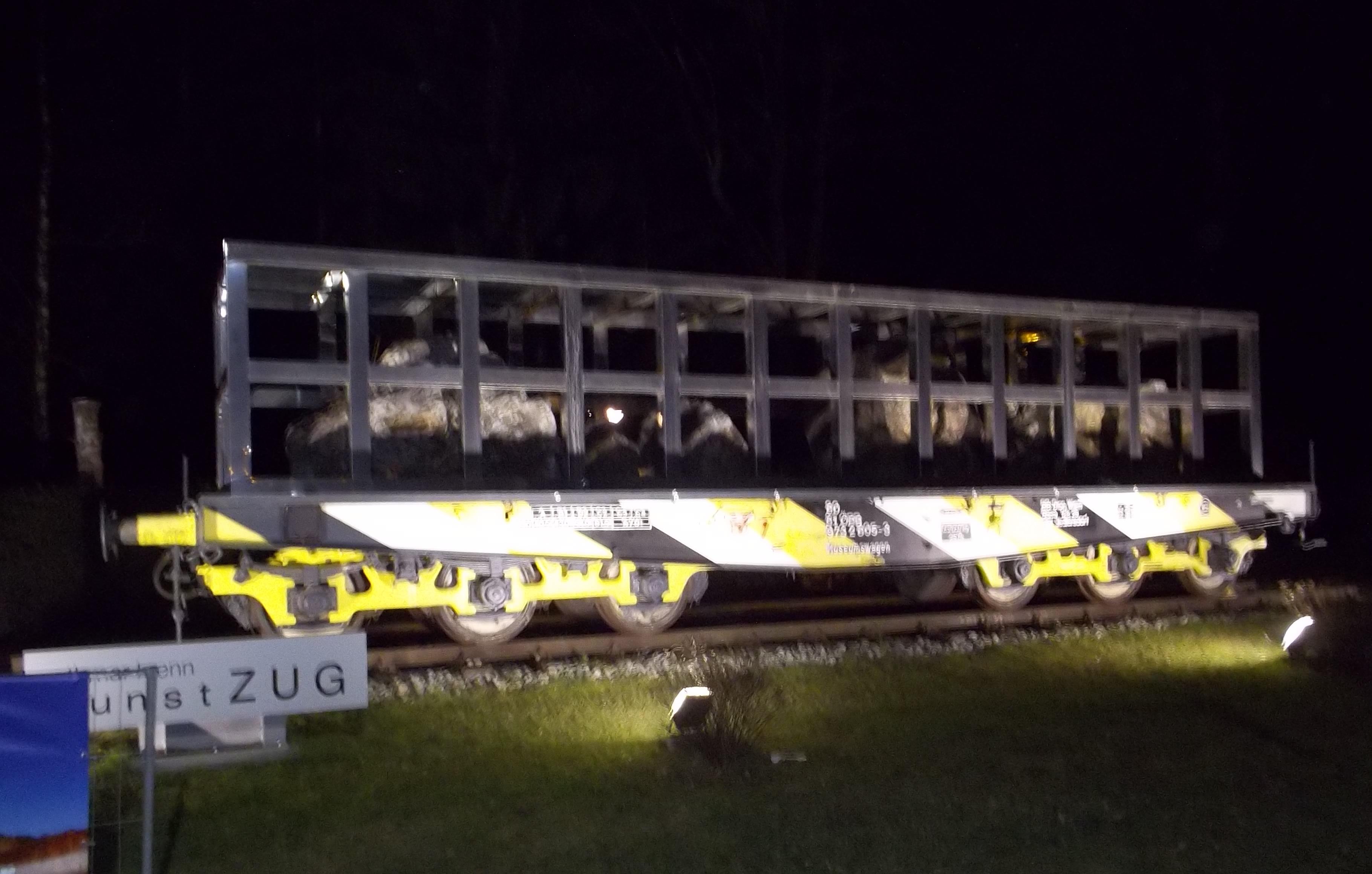 Tschut Tschut ein Zug