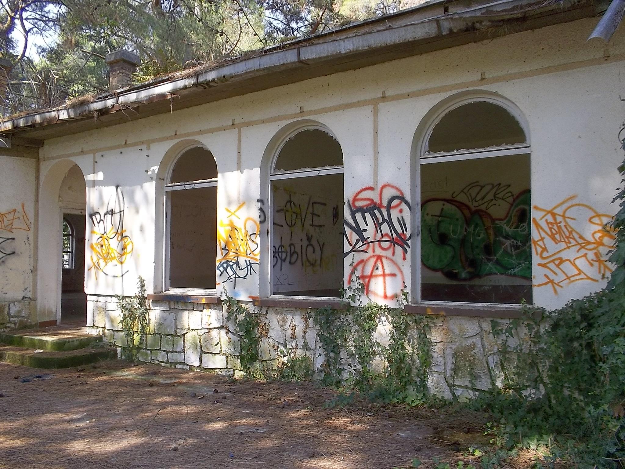 Abdoned Places – Irgendwo im Nirgendwo (1) – Croatian tavern