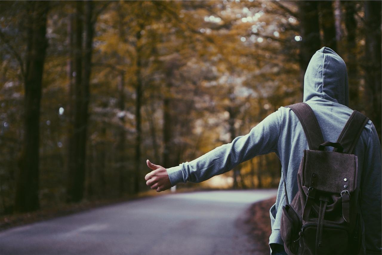 Reverse Hitchhiking – Die komplette Verwirrung