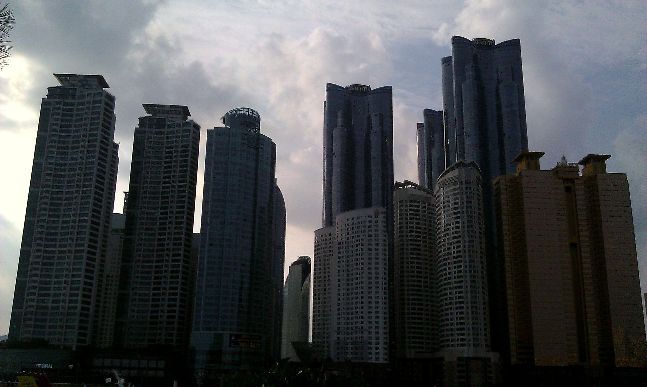 Lost in the city jungle (2) – BUSAN 부산