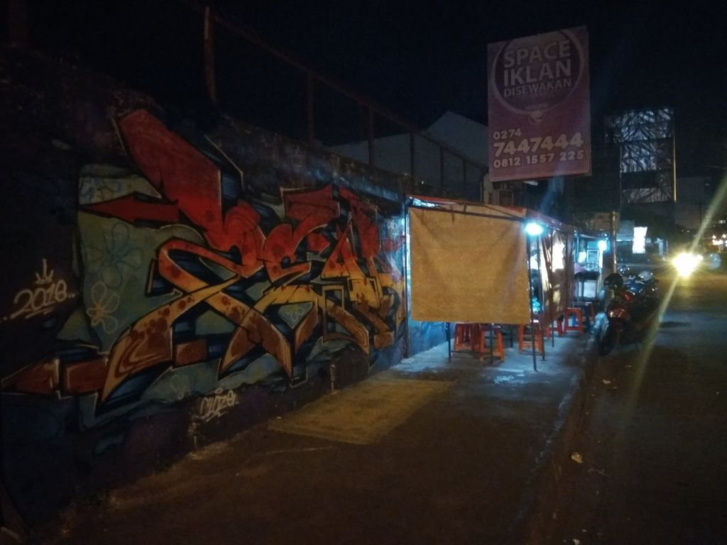 Graffiti City (4) | Indonesia – Yogyarkarta